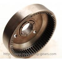 High Speed Copper Alloys Internal Spur Gear Toothed Wheel For Reducer