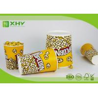 Buy cheap 24oz to 180oz Disposable Take Away Popcorn Buckets/Containers for Cinema from wholesalers