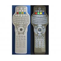 Quality HTPC remote control with 2.4G RF mini keyboard + jogball mouse + IR learning +backlight wholesale