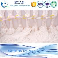 China Low Price Proper Manufacture of Natural Hog Casings from Animal Intestines Sausage Casings on sale