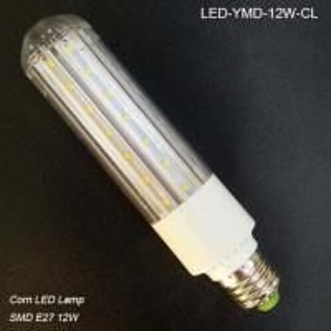 China E27corn LED lamp acrylic LED bulb light indoor led lighting 12W for home decoration on sale