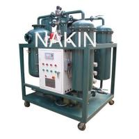 Quality Vacuum turbine oil purification oil recycling oil purifier oil regeneration oil treatment wholesale