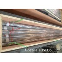 Quality ASTM A269 Instrumentation Bright Annealed Stainless Steel Tube Imperial Size wholesale