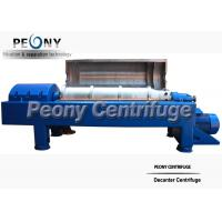 Quality Continuous Scroll Centrifuge Decanter Centrifuge Manure Sludge wholesale