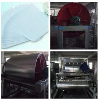 Quality paper soap make machine cleaning solid laundry sheets for clothes biodegradable wholesale