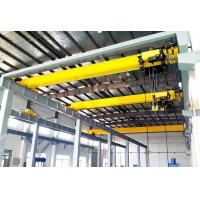 Buy cheap Heavy Duty Single Beam Overhead Crane 8 Ton 15m SA2.5 For Workshop Warehouse from wholesalers