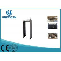 Quality 18 Zones Security Walk Through Gate For Airport , Safty Walk Through X Ray Machine wholesale