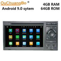 Quality Ouchuangbo auto radio nav bluetooth for Lamborghini gallardo 2009 With USB WIFI 64GB android 9.0 system wholesale