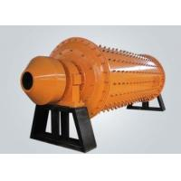China Professional Horizontal Ball Mill Grinder , Industrial Ball Mill 210kw Main Motor on sale