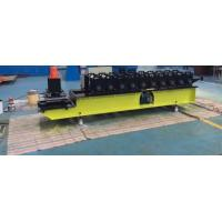 Quality Metal Frame Stamping Rolling Shutter Door Frame Roll Forming Machine 0.3 - 0.7mm Thick wholesale