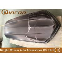 Quality Car Top Carrier Cargo Box Roof hard Shell , 445L side-opening Roof Boxes wholesale