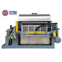 Quality Full Automatic Waste Paper Egg Tray Machine Metal Drying Line 2500 Pcs wholesale