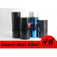 China 100% Colorfast Cotton Hair Fibers Thinning Hair Cover Up Powder For Male on sale