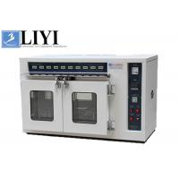 Buy cheap High Temperature Tape Adhesive Testing Equipment High Accuracy from wholesalers