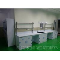 Quality Anti-corrosion Modular Laboratory Furniture With Front C , H type frame wholesale