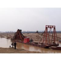 Buy cheap chinese sand dredger vessel from wholesalers