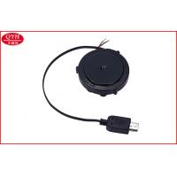 Quality Small Reels One Way Retractable Micro USB Cable Cut Open for mobiles Charging wholesale