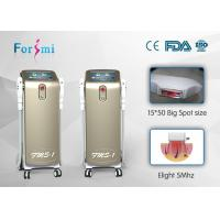 Quality ipl power supply IPL SHR Elight 3 In 1  FMS-1 ipl shr hair removal machine wholesale