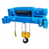 Quality Double Girder Electric Wrie Rope Hoist , 16 Ton 30m Height wholesale