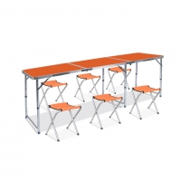Quality H70cm Foldable Outdoor Table wholesale