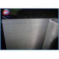 Quality 304 Flexible Fine 300 Micron Stainless Steel Wire Mesh , Diameter 0.025-0.4mm wholesale