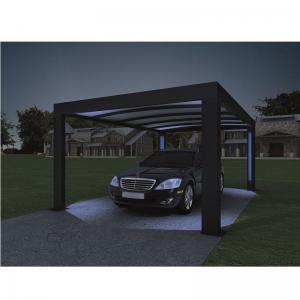 Quality 52X2 , 4 M -Genua Induction Garage Led Auto-Sensing Solar Garage Parking Lot wholesale