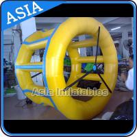 Quality 3m diameter Hot Inflatable Water Walking Roller for sale for sale