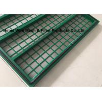 Quality Welded Steel Frame Screen 2 / 3 Multiple Layers Tensile Bolting Cloth Primary Deck wholesale