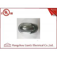 """Buy cheap Threaded Indoor / Outside Electrical Conduit With Aluminum Die Casting , 1/2""""-4"""" from wholesalers"""