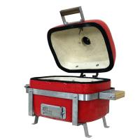 Quality Small Kamado Professional Ceramic Charcoal Grill Commercial Bbq Grills wholesale