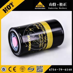 Quality Excavadora Original PC270-8 fuel filter 6754-79-6140 wholesale