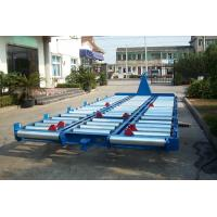 Quality Standard Channel Steel Airport Pallet Dolly 6692 x 2726 mm CE Approved wholesale