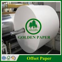 Buy cheap Wholesale Woodfree Paper Offset Printing Paper In Indonesia from wholesalers