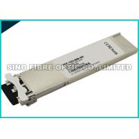 Cheap 0.5 KG Fiber Optic Transceiver 10G Tunable XFP DWDM 50GHz Multi - Protocol for sale