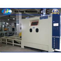 Buy cheap Heavy Duty Work Car Automatic Sandblasting Machine 1200*1200*1950mm Dimension from wholesalers