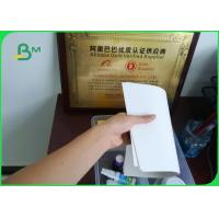 100% Virgin Wood Pulp 300g Coated White Ivory Board Paper For Book Cover