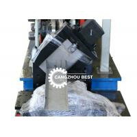 Quality Galvanized CU Stud And Track Roll Forming Machine For Gypsum Board Drywall wholesale
