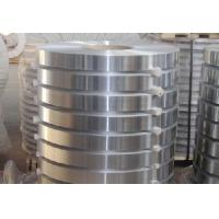 Quality Silver 0.009-0.05m Thin Aluminum Strips H14 / H16 Pharma / Confectioneries Use wholesale