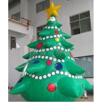 Quality Inflatable Palm Tree Lighting , Christmas Tree For Decoration wholesale