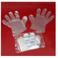 Quality hot selling Cheap Lighter Clear Disposable PE Glove wholesale
