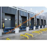 Quality Container Loading Dock Doors With Seal Shelter For Warehouse And Distribution Center wholesale