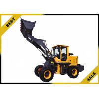 Buy cheap Heavy Front Loader Tractor Long Wheel Base Big Capacity Torque Converter from wholesalers