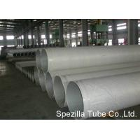 Quality UNS S31009 Stainless Steel Round Tube ANSI B36.19 TP 310H ERW Pipe TIG Welding wholesale