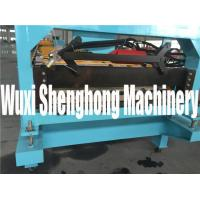 Quality High Strength Wave Panel Roll Form Machine With 1000 / 1250 Mm Feeding Width wholesale