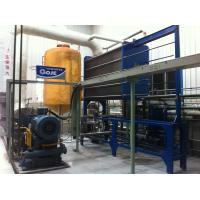 China Advanced MVR Mechanical Vapor Recompression , Falling Film Evaporator For Food Processing on sale