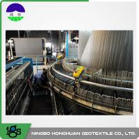 Buy cheap Recycled PP / Virgin PP Material Woven Geotextile Fabric For Separation 580g from wholesalers