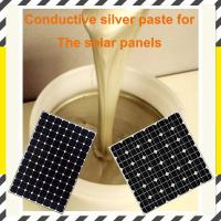 Quality high temperature Solar cell backside conductive silver paste wholesale