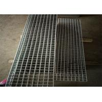 Quality Heavy Load Metal Grate Flooring Anti Slipping Electric Galvanized Surface wholesale