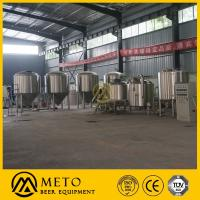 Quality beer brewing equipment 1000L wholesale