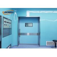 Cheap Prevent Bacteria Growing Clean Room Modular Wall Systems Easy To Clean ISO for sale